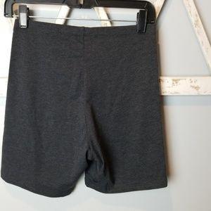 PINK Victoria's Secret Shorts - Pink VS bike shorts gray Small